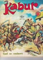 K A B U R . N°  15 Mas 1976  Tout En Couleurs - Lug & Semic