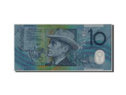 """Australie, 10 Dollars Type A.B. """"Banjo"""" Paterson - Emissions Gouvernementales Décimales 1966-..."""