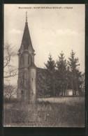 CPA Saint-Didier-en-Rollat, L'Eglise - France