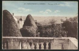 CPA Champagné-les-Marais, Vue Sur Le Marais - Zonder Classificatie