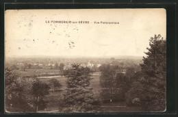 CPA La Pommeraie-sur-Sèvre, Vue Panoramique - France