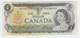 CANADA 1 1973 VF+ P 85a 85 A - Canada