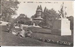 RENNES - 35 -  Le Thabor - La Volière - - ENCH2000 - - Rennes