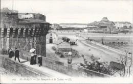 SAINT MALO - 35 -   Les Remparts Et Le Casino - ENCH2000 - - Saint Malo
