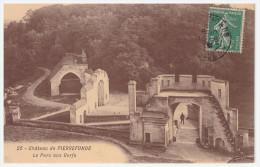 A SAISIR !!!!. Château De PIERREFONDS. Le Parc Aux Cerfs - Pierrefonds