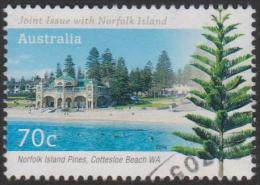 AUSTRALIA - USED 2014 70c Joint Issue With Norfolk Island - 2010-... Elizabeth II