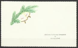 Hungary, Marry Christmas, HNY,  Bells, Hand Painted, ´60s. - Xmas