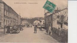 42-st Denis De Cabanne-avenue De La Gare - Charlieu