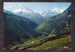 VALLORCINE - Echappée Sur Vallorcine, Le Col Des Montets, L'Aiguille Verte Et Le Massif Du Mont-Blanc - France