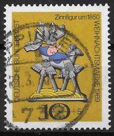 BRD 1969 / MiNr.  610     O / Used  (b496) - [7] Repubblica Federale