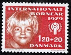 Denmark   1979 International Child år MiNr.676 MNH (**)   ( Lot Ks 607) - Unused Stamps