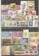 Taiwan - Selezione Di Francobolli Usati - Collections, Lots & Series