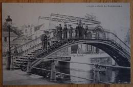 59 : Lille - Pont Du Ramponeau - Animée : Belle Animation - Type Précurseur - (n°4946) - Lille