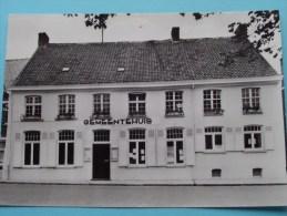 Gemeentehuis ( Anseeuw ) - Anno 1983 ( Zie/voir Foto Voor Details ) !! - Wingene