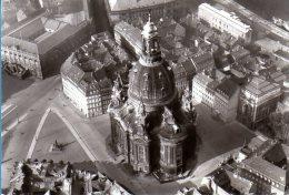 Dresden - S/w Frauenkirche 3 - Dresden