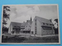 Tehuis Voor OUDE LIEDEN C.v.O.O. DEURNE Algemeen Zicht () Anno 19?? ( Zie/voir Foto Voor Details ) !! - Belgique