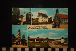 DEUTSCHLAND,   Luftkurort, Backnang, Sulzbach / Murr, - Backnang