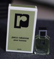 Paco Rabanne Pour Homme 2 Miniatures - Miniatures Hommes (avec Boite)