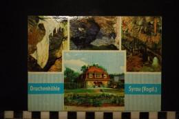 ALLEMAGNE, Drachenhöhle Syrau, - Syrau (Vogtland)