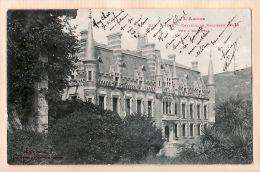 X09012 Ariège FOIX CHATEAU BELLISSEN BENAC Vue Ensemble CPA Postée Le 22.04.1904- LABOUCHE 239 - Foix