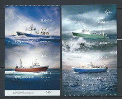 Islande 2014, Série N°1360/1363 Neuve  Bateaux - Ungebraucht