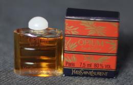Yves Saint Laurent Opium - Miniatures Modernes (à Partir De 1961)