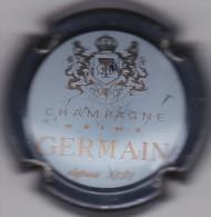 GERMAIN CONTOUR BLEU METAL N°30 - Champagne