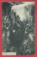 Arquennes -Le Dernier Combattant De 1830 , Philippe Demoulin, Décédé En 1912 à  102 Ans ( Voir Verso ) - Seneffe