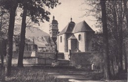 Cp , 05 , BRIANÇON , (1326 M.) , La Cathédrale - Briancon