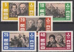 DDR 988-992 Postfrisch ** (17497) - [6] République Démocratique