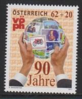 D 986) Österreich Austria 2011 Mi# 2954 **: 90 Jahre Verband Österreichischer Philatelistenvereine (VÖPH) - 1945-.... 2. Republik