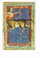 Astrologie - SAGITTAIRE - CENTAURE - HOMME CORPS CHEVAL TIR à L'arc FLÈCHE - Signe ZODIAQUE - 1974 - Tir à L'Arc