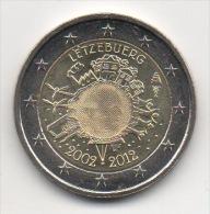 LUXEMBOURG - 2€ Commémorative 2012 - UNC - Neuve - Luxembourg