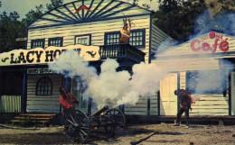 Hotel, Café - Stone Mountain Scenic Railroad  P.O. Box 447 - Stone Mountain Georgia - Etats-Unis