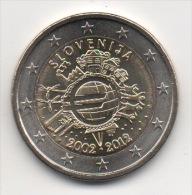 SLOVENIE - 2€ Commémorative 2012 - UNC - Neuve - Slovénie