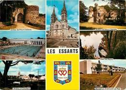 Réf : T 15 - 2809  : LES ESSARTS - Les Essarts