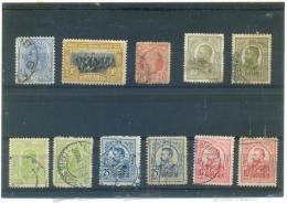 Petit Lot ROUMANIE Anciens - 11 Timbres - Lotes & Colecciones