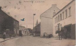 HOUTAIN LE VAL - La Rue Des Ecoles - Wavre