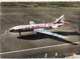 AVIATION - AVION - CARAVELLE D' AIR FRANCE - 1961 - 1946-....: Era Moderna