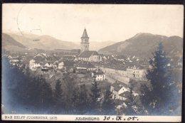 JUDENBURG - MAX HELFF JUDENBURG - 1905 - CPA PHOTO - Judenburg