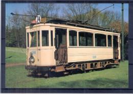 Tram -  Bruxelles - Motrice 1295 à Chassis Embouti (1935) - (à Voir) - Postcards