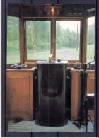 Tram -  Bruxelles - Motrice électrique , Poste De Conduite (1919-1930) - (à Voir) - Postcards