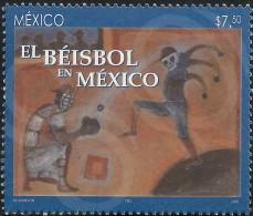 2005 EL BÉISBOL En MÉXICO  BASEBALL STAMP MNH  SPORTS - Mexico