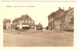 BELLAIRE  --  Place Léonard Et Le Monument - Beyne-Heusay