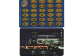 Carte Convertisseur Euros Francs Technocentre Renault - Zonder Classificatie