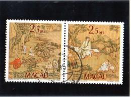 Macao - XXV Ann. Museo Luis Do Camoes - Macau