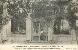 17 SAINT PORCHAIRE Chateau De La Roche Courbon - Andere Gemeenten