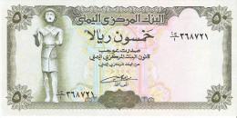 Yemen Arab Republic - Pick 27 - 50 Rials 1993 - Unc - Yémen