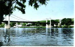 N°45776 -cpa Triel -le Pont Sur La Seine- - Ponti
