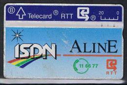 RTT ISDN Aline Serienummer 107A - Belgique